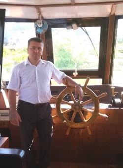 В. ПЕШКОВ на корабле и на портале-2017