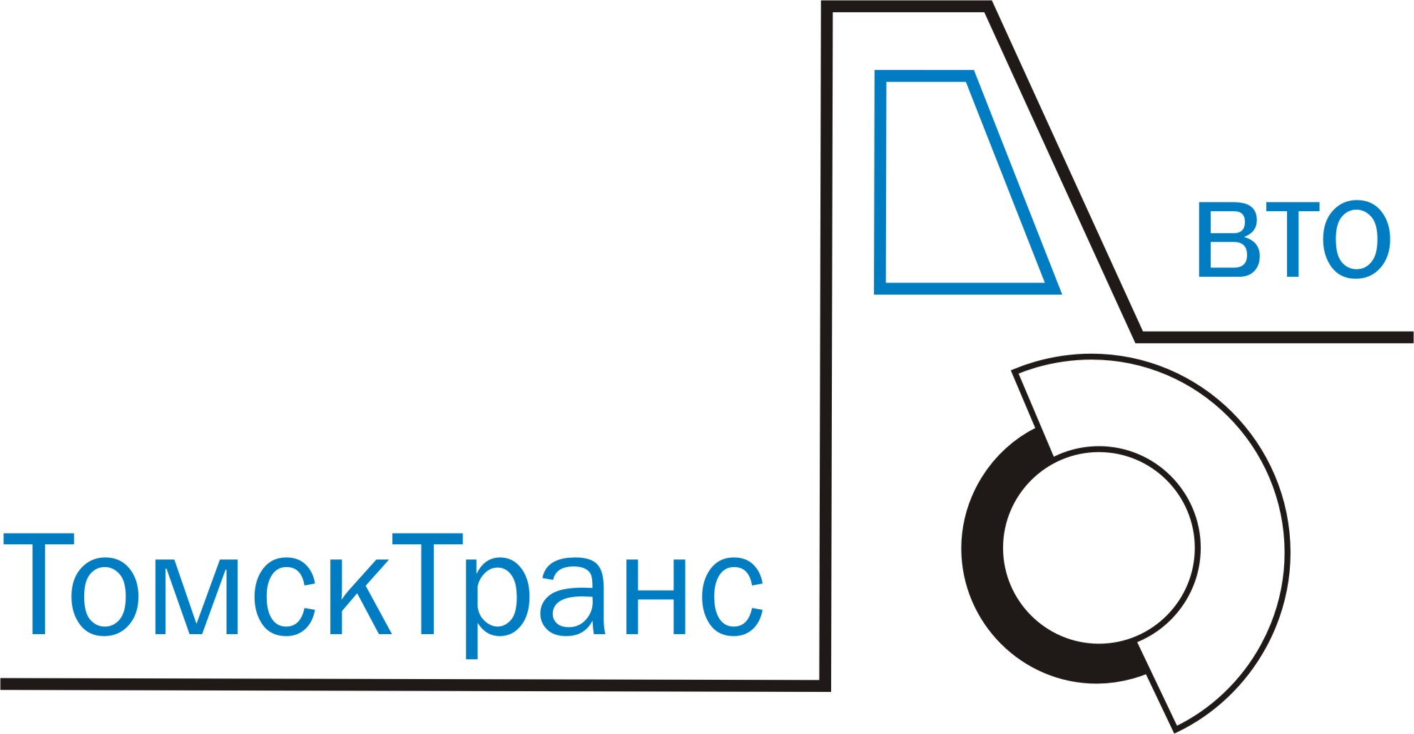 томсктрансавто логотип