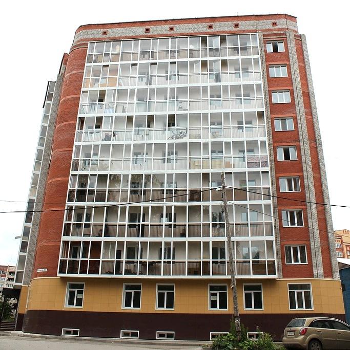 жилой дом на ул. иркутский тракт 204