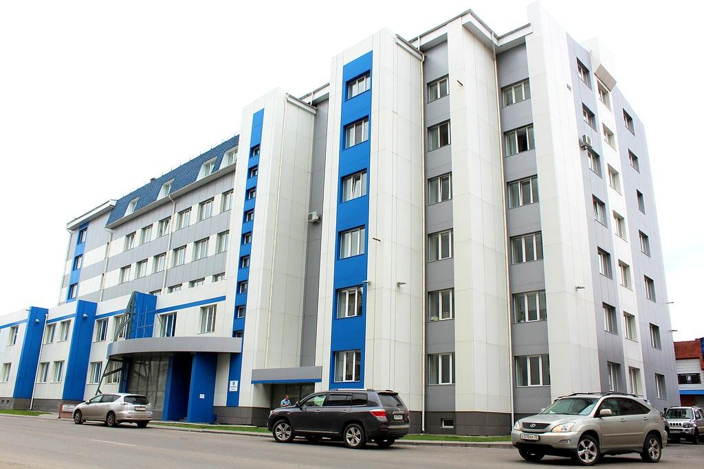 адм здание говорова 17