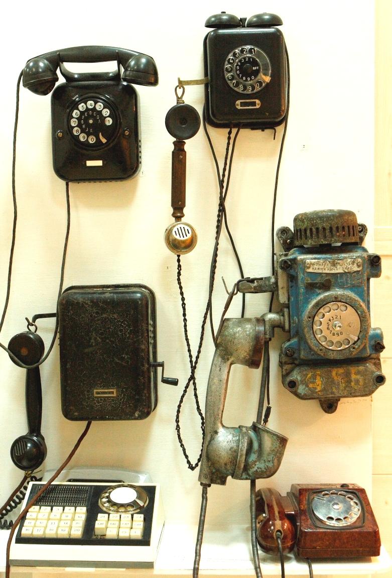 телефоны старинные